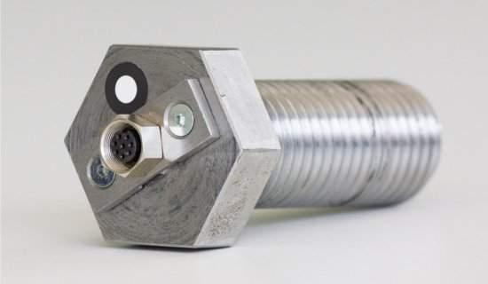 O parafuso sensor pode efetuar medições em determinados pontos no tempo ou de forma contínua, o que permite um novo nível de controle de qualidade. [Imagem: Paul Glogowski]