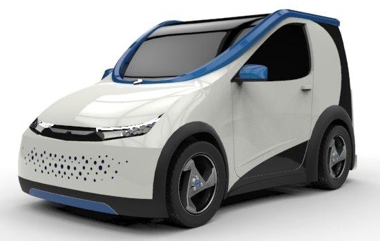 Estudantes desenvolvem protótipos de veículos reconfiguráveis