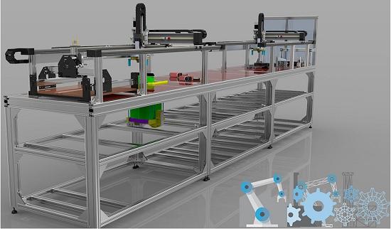 Fábrica do futuro terá linhas produção real e virtual