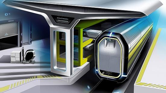 Trens do futuro terão vagões autônomos e inteligentes