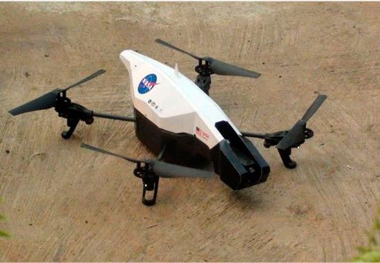 NASA quer enxames de drones voando sem intervenção humana