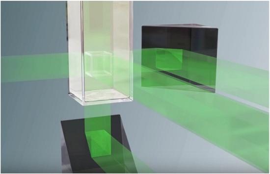 Impressão 3D volumétrica produz peça inteira em 10 segundos