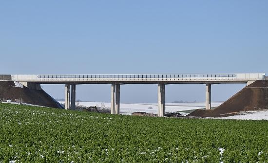 A ponte que estica e encolhe