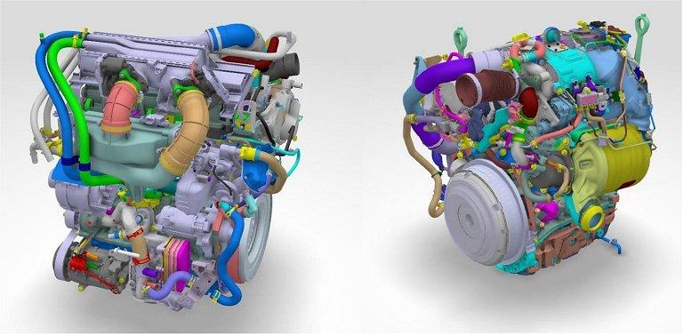 Novo motor diesel de baixo consumo emite 80% menos poluentes