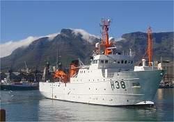Brasil ganha navio-laboratório para pesquisas oceanográficas