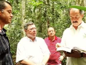 Ministro propõe criação da Wikiflora, enciclopédia digital da  biodiversidade