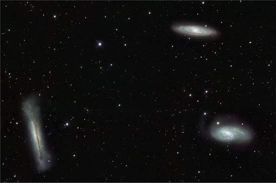 Super câmera astronômica capta de asteroides a galáxias