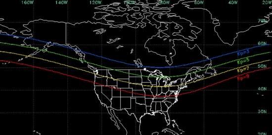 Mancha solar causa tempestade geomagnética na Terra
