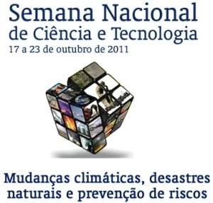 8ª Semana Nacional de Ciência e Tecnologia