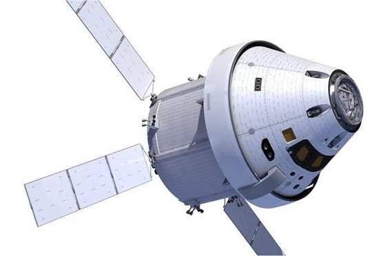 Nave Órion da NASA será baseada em cargueiro espacial europeu