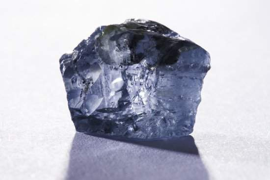 Diamante azul é descoberto na África do Sul