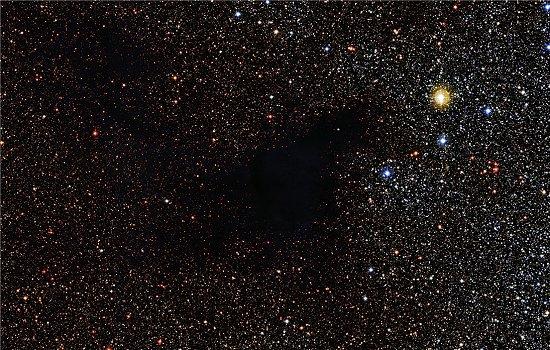 Para onde foram todas as estrelas?