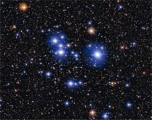 O aglomerado estelar que foi descoberto três vezes