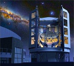 Brasil aumenta participação em observatórios astronômicos