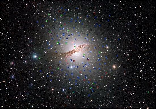 O lado negro dos aglomerados estelares