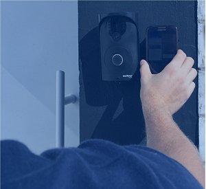 Chaves virtuais no celular substituem chaves de portas