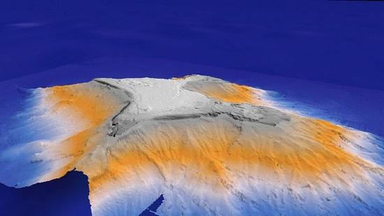Montanha submarina no Oceano Atlântico tem tesouro de terras raras