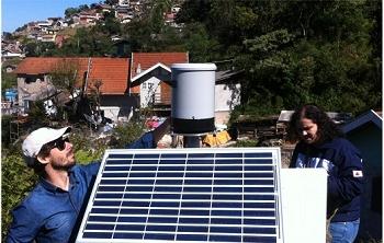 Brasil ganha prêmio por projeto voltado a desastres naturais