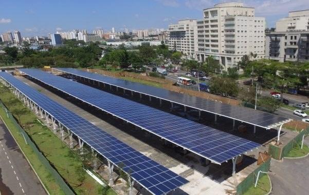 Estudo mapeia potencial da energia solar no Brasil