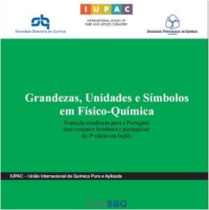 Livro gratuito traz nomenclatura oficial da físico-química em português