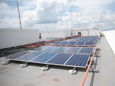 Cresce uso de energia solar no campo