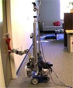 Robô assistente é inspirado em cães-guia para cegos