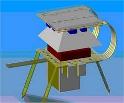 Formigas robóticas poderão construir casas em Marte