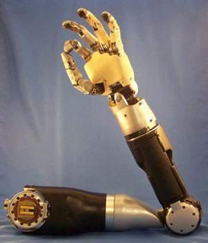 Próteses biônicas serão ligadas ao cérebro com luz