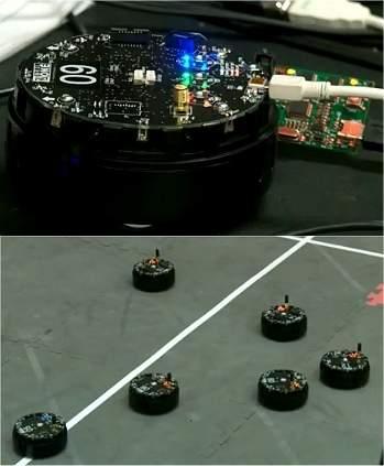 Cientistas propõem um robô por aluno