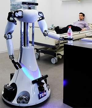 Plataforma aberta coloca robôs em domínio público