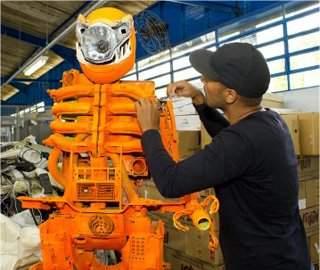 Brasileiros querem desenvolver robôs que entendem emoções
