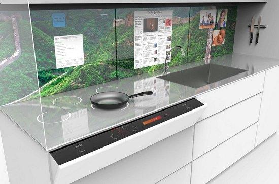 Cozinha do futuro já está pronta