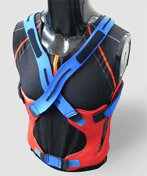 Veste robótica impede má-postura