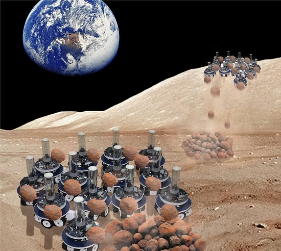 Evolução robótica pode ajudar a explorar outros mundos