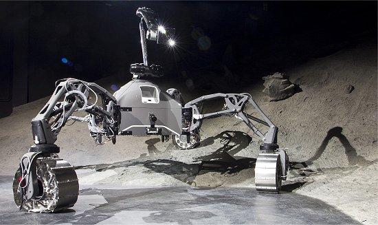 Robôs espaciais rendem tecnologias para uso na Terra