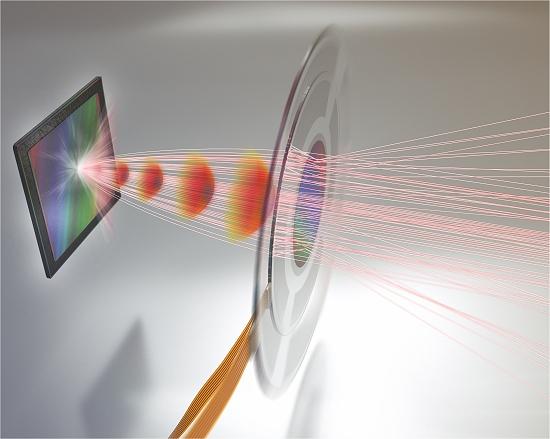 Olho eletrônico é criado combinando metalente com músculo artificial