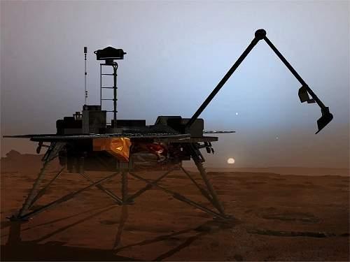Missão da Phoenix em Marte chega ao fim