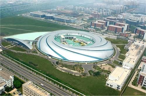 China inaugura seu acelerador de partículas