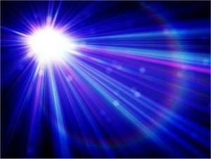 Luz é gerada é partir do nada
