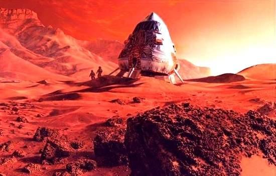 Cientistas propõem viagem sem volta a Marte