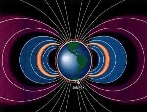 Encontrado anel de antimatéria ao redor da Terra