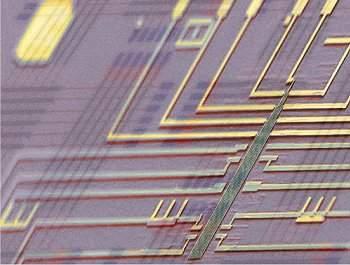 Criado primeiro nanoprocessador programável