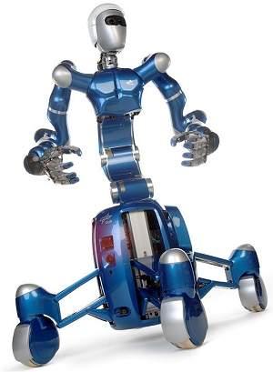 Robôs serão controlados a partir da Estação Espacial