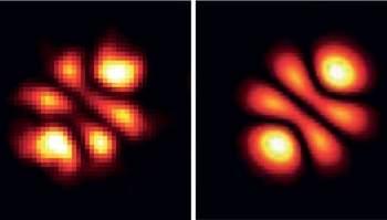 Laser vivo: célula humana emite raios laser