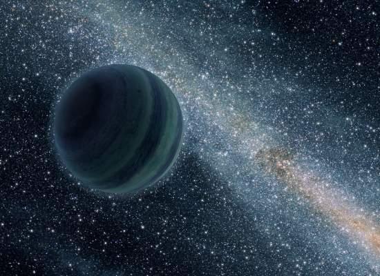 Astrônomos descobrem planetas solitários, sem estrelas