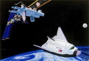 NASA tenta substituir ônibus espaciais usando projeto soviético