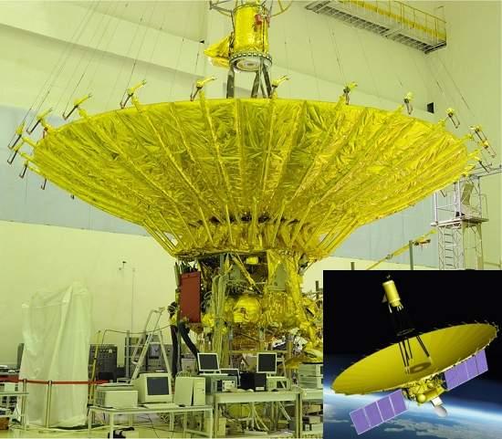 Rússia lança radiotelescópio espacial Spektr-R
