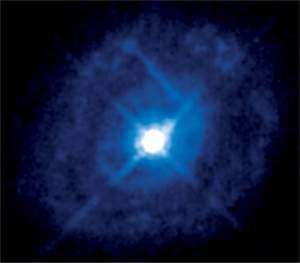 Astrônomos revelam a cara e a anatomia de um buraco negro