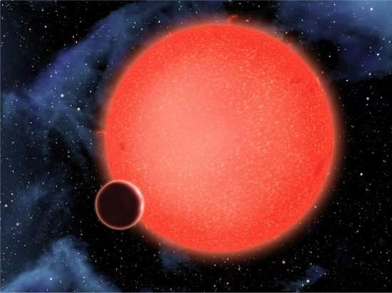 Telescópio Hubble encontra Exoplaneta Água