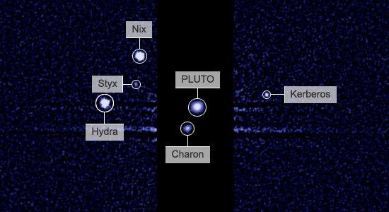 Sonda New Horizons aproxima-se de Plutão após 9 anos de voo